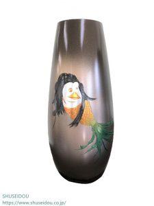 アマビエ花瓶